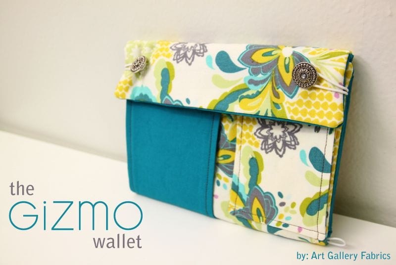 Gizmo wallet free pattern