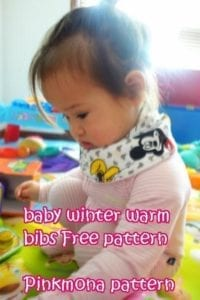 winter warm bib