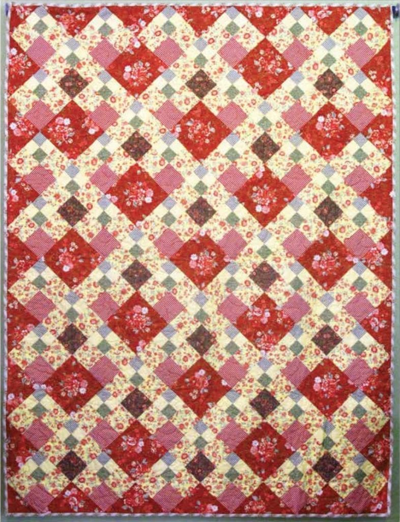 Country Kitchen Quilt