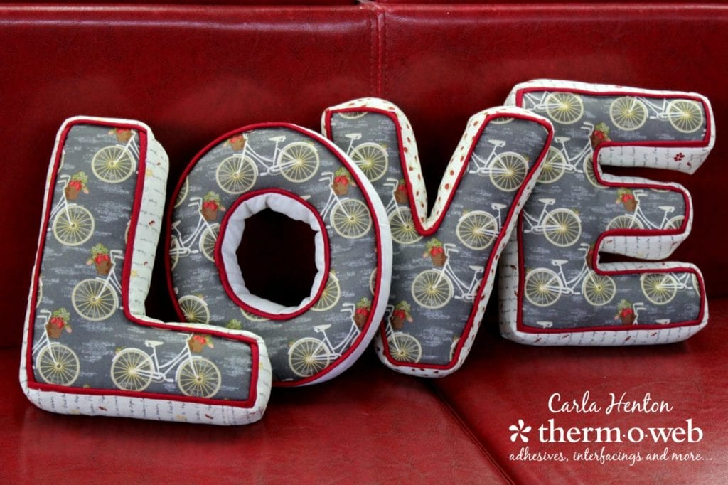 Love Letters Pillows