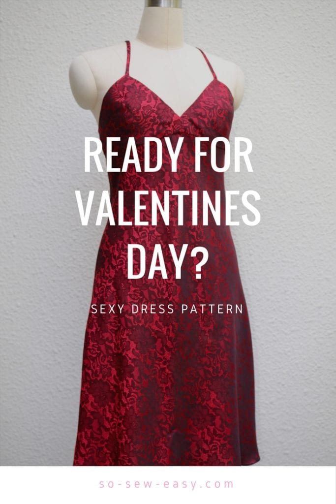 Valentines Sexy Dress