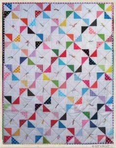 Argyle Pinwheels Quilt