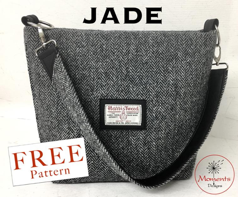 Jade Bag Free Pattern And Tutorial