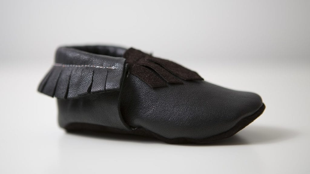 Leather Baby Mocassin
