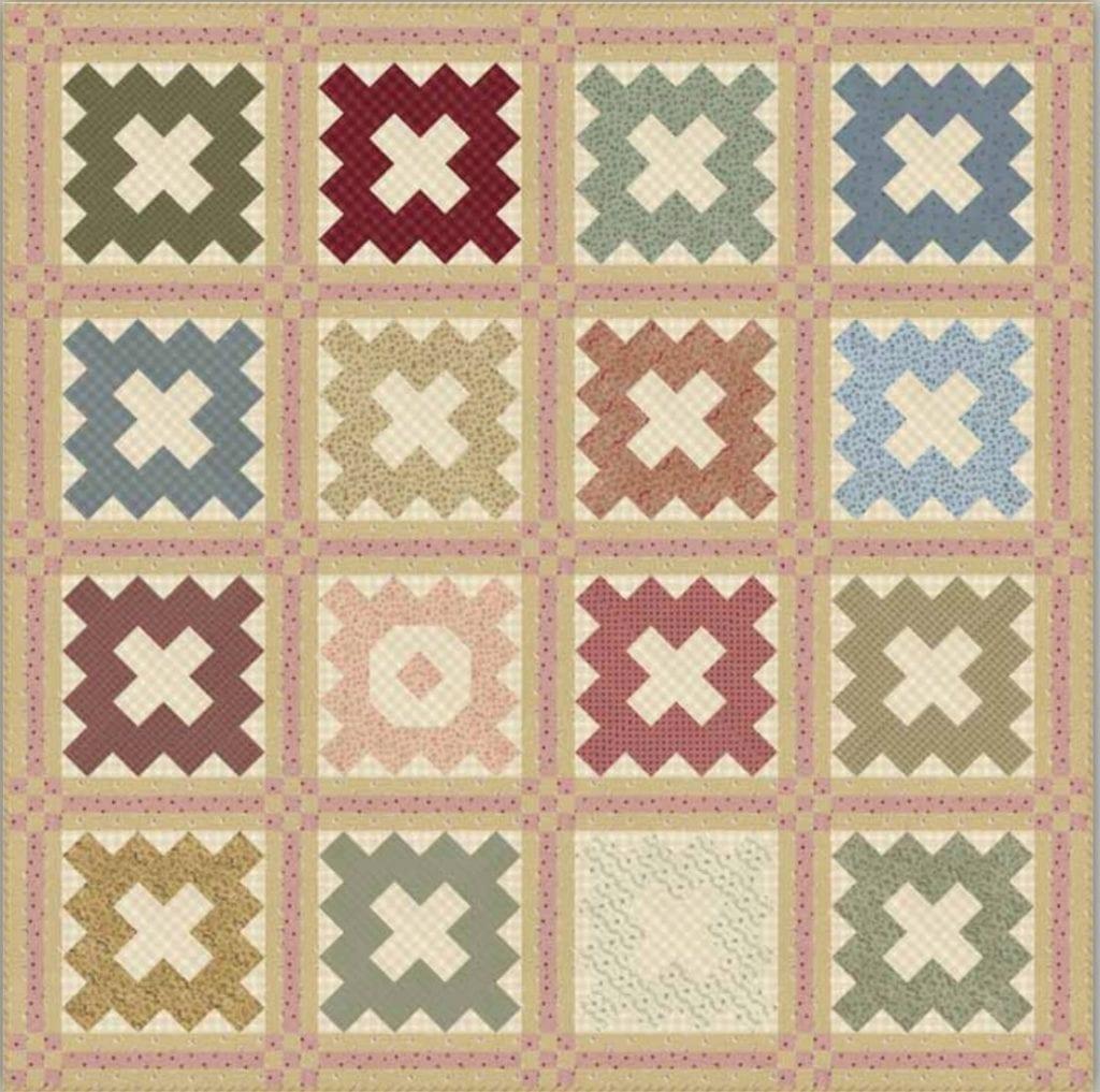 quilt free tutorial