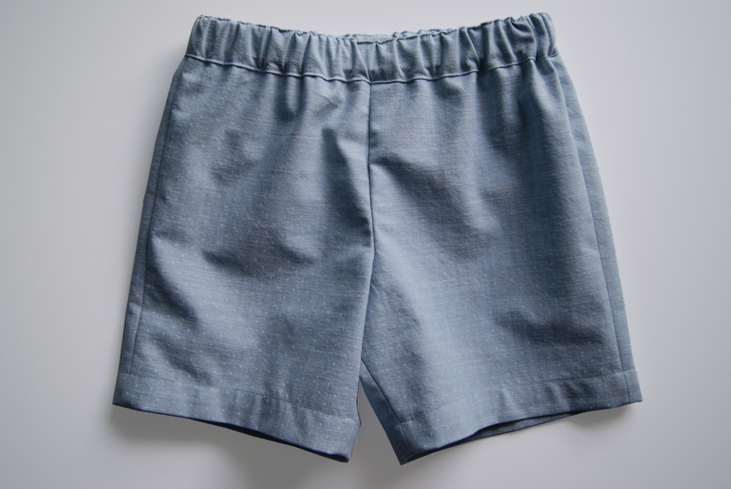 Sunny Day Shorts Sewing Pattern
