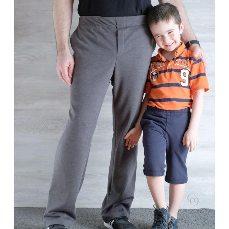 Fit Pants for Men