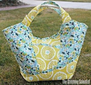 Carnaby Carry All Bag Pattern