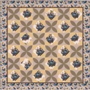 Tudor Bouquet Quilt