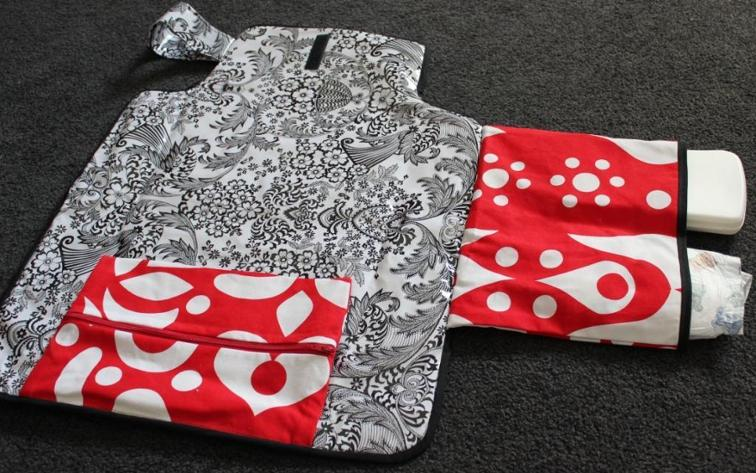 Change Roll FREE Sewing Pattern
