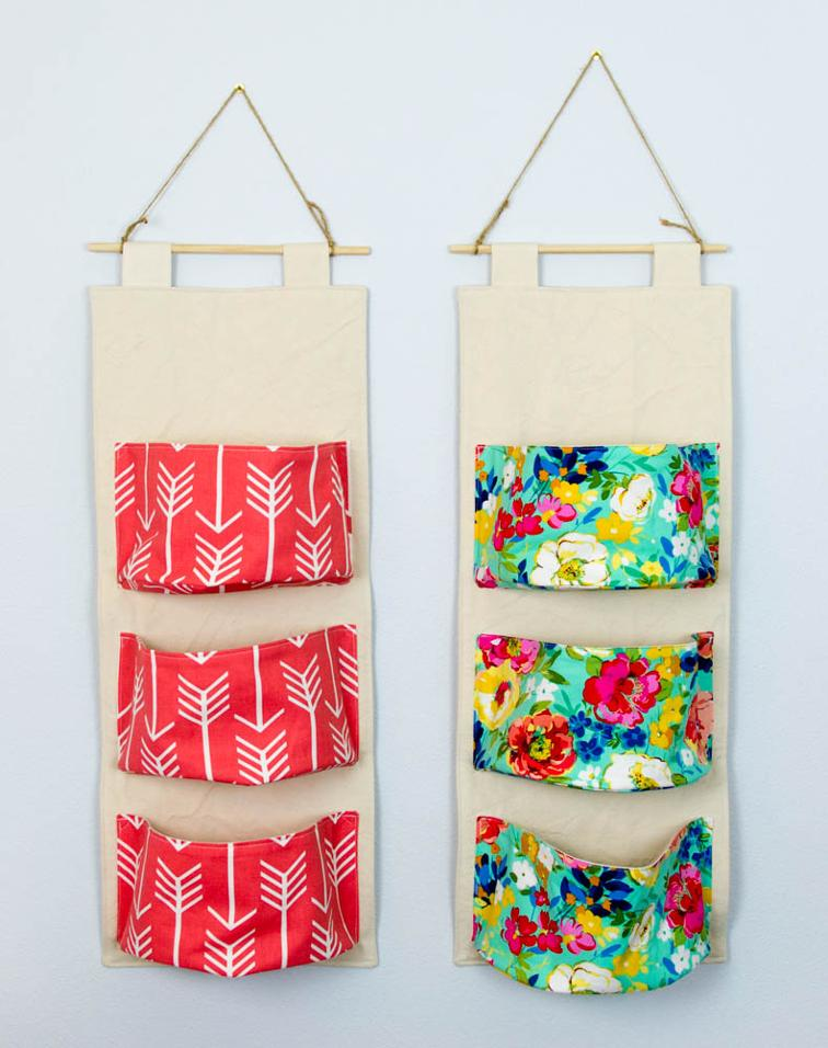 Hanging Organizer FREE Sewing Pattern