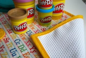 Fabric Play mat