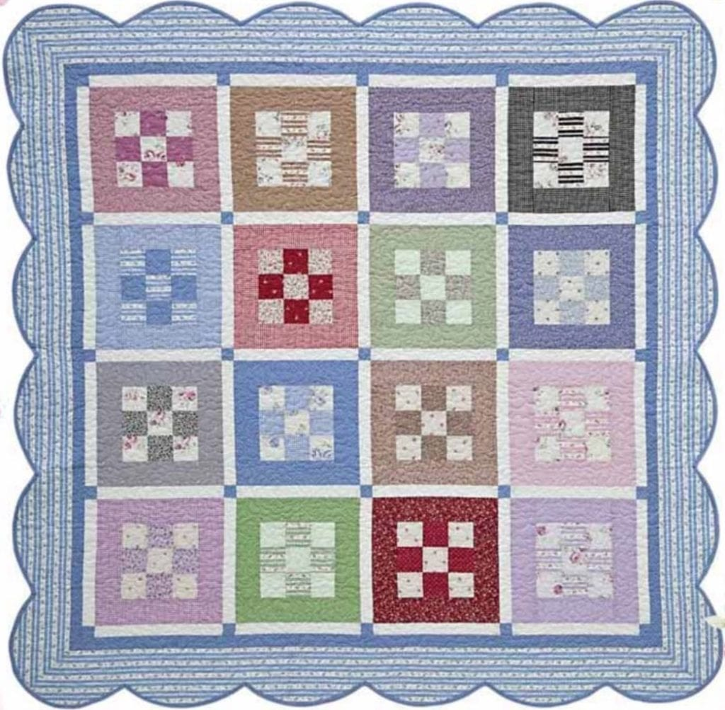 Remembering Gram Free Quilt