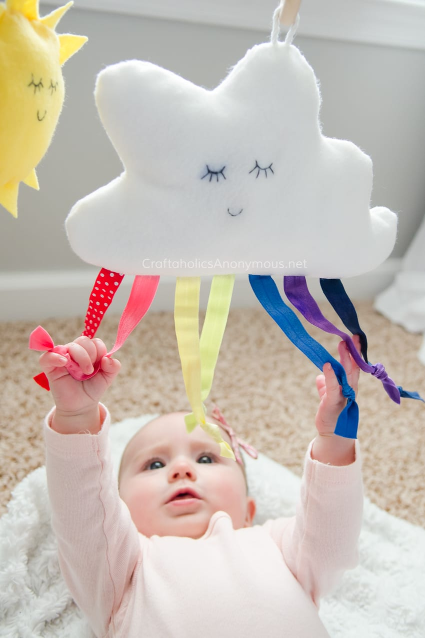 Diy Baby Gym Free Sewing Pattern And Tutorial Sewing 4 Free