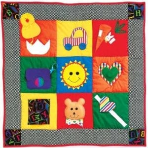 Fun Activity FREE Quilt Pattern