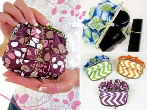 Coin Purse Free Pattern
