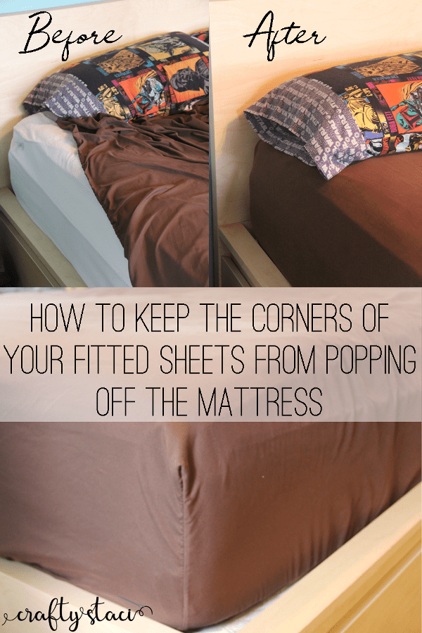 Fitted Sheet FREE Tutorial