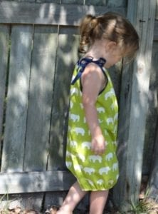 Romper Free Sewing Pattern