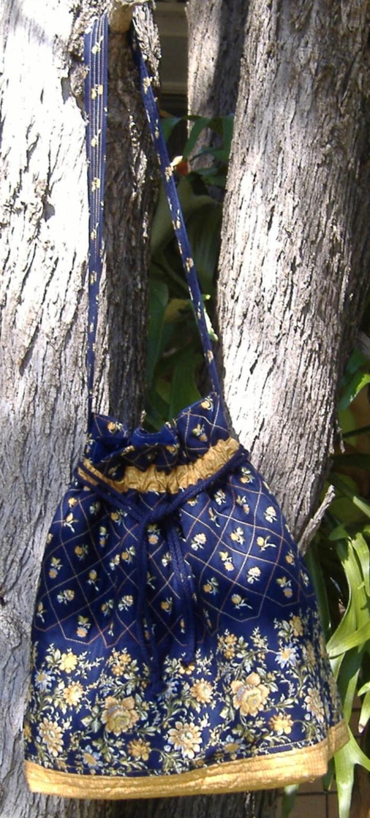 Rosie Bag FREE Pattern