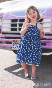 Cupcake Dress FREE Pattern