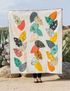 Hidden Garden Quilt Pattern