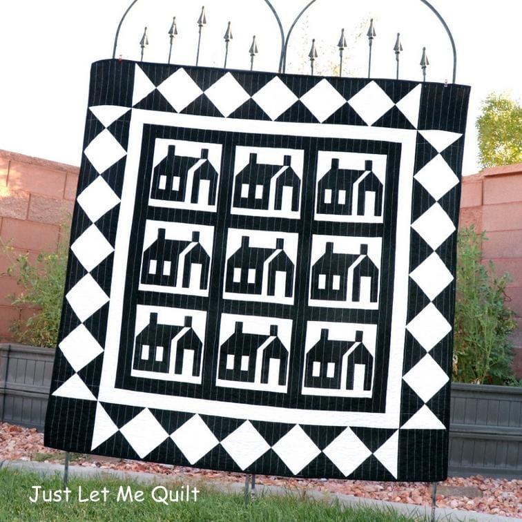 Night School Quilt FREE Pattern