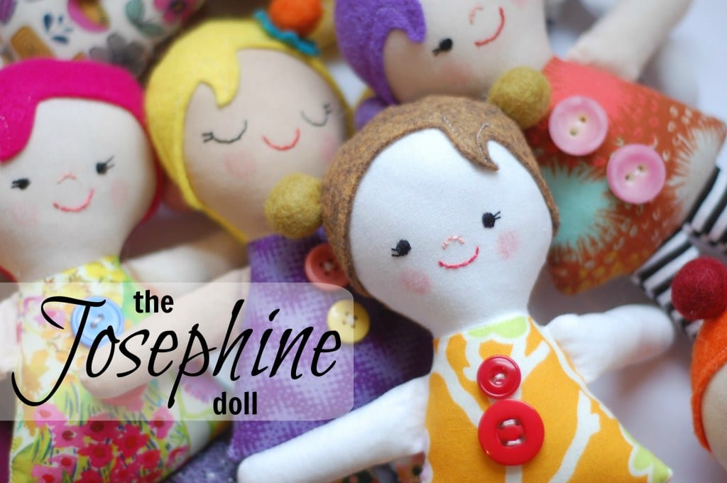 The Josephine Doll Free Pattern