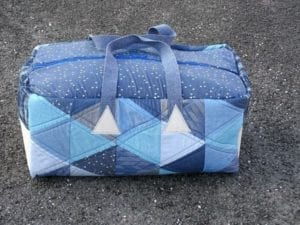 Travel Tote FREE Sewing Tutorial