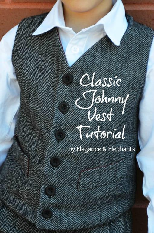 Classic Johnny Vest