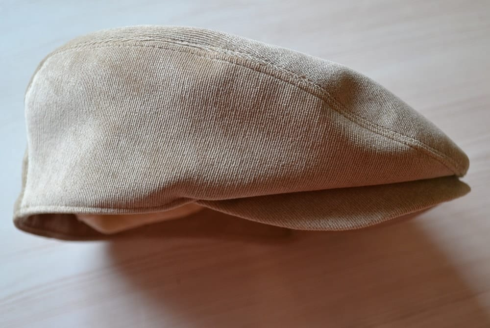 Flat Cap Sewing Tutorial