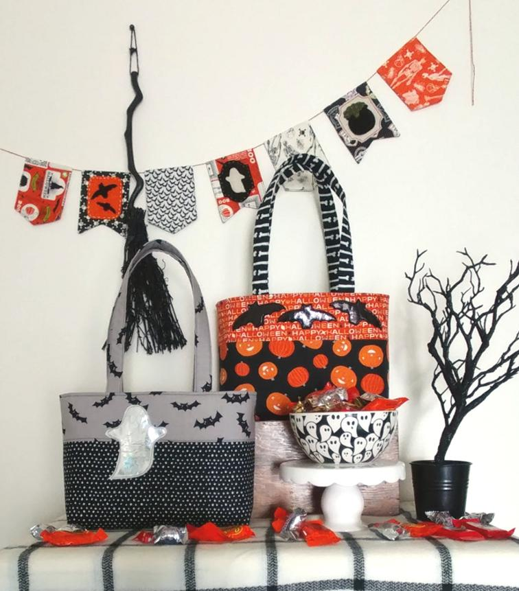 FREE Halloween Embellishment Patterns