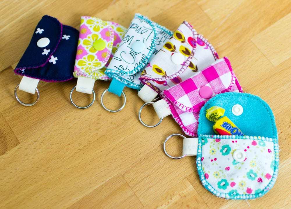 Little pouch Free Pattern