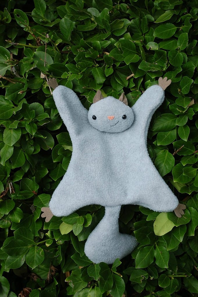 Squirrel Softie FREE Sewing Pattern