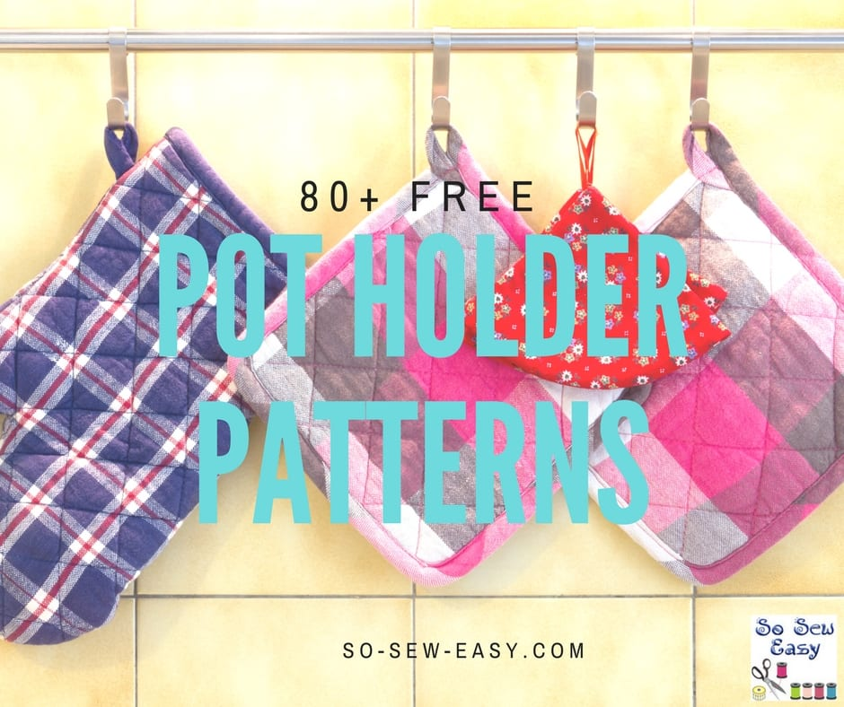 FREE Pot Holder Patterns