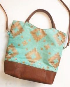 Mesa Crossbody Handbag Free Pattern