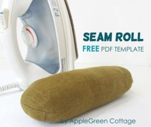 DIY Seam Roll