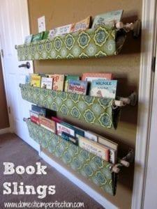 Triple Book Slings