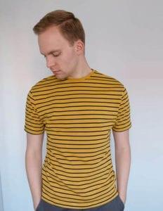 How to Make a Men's T-Shirt