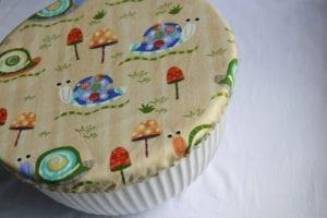 wrap bowl cover