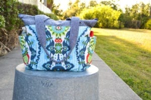 Diaper Bag FREE Sewing Tutorial