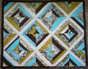 fabulous quilt free tutorial
