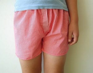 How to Make Boxer Shorts