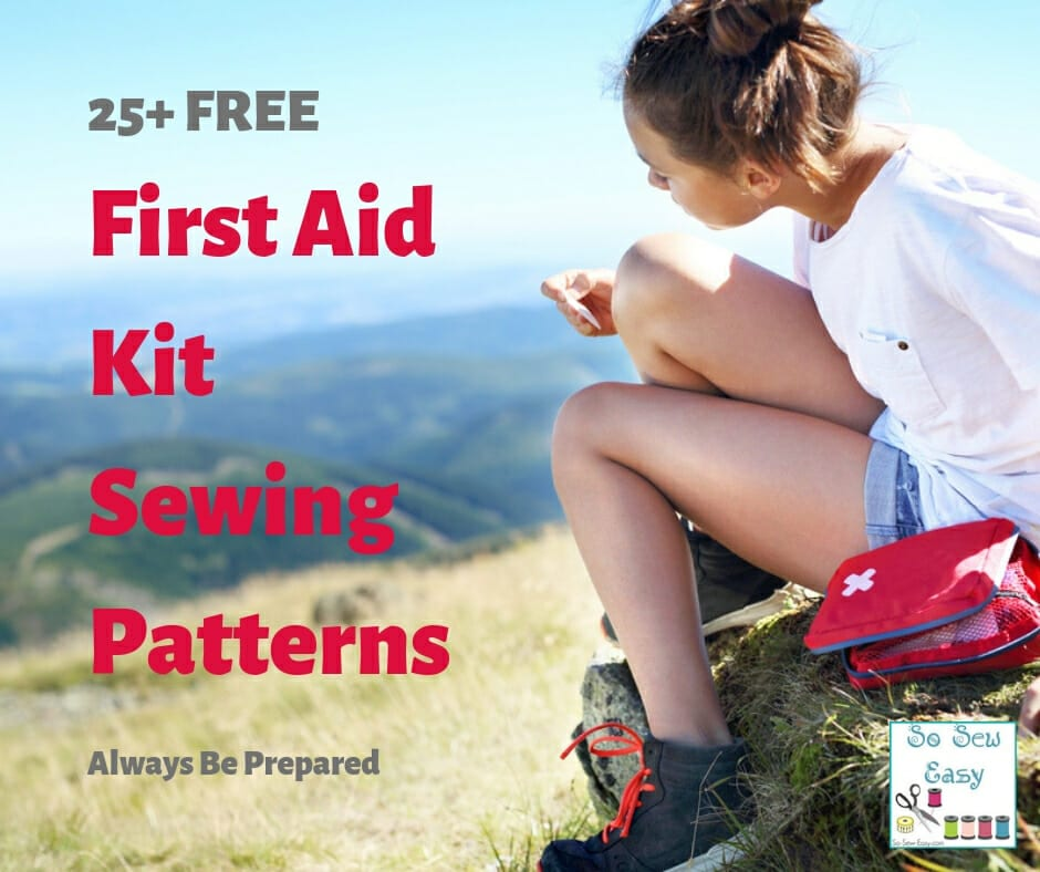 First Aid Kit Sewing Patterns