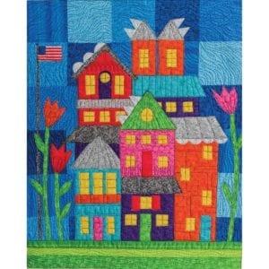 Art Haus Quilt FREE Pattern