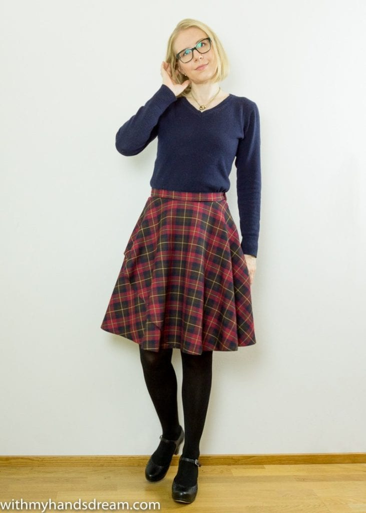 Sandra Skirt FREE Pattern