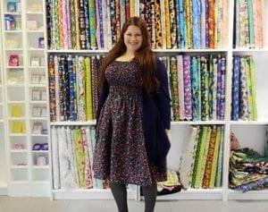 How To Make A Shirred Cotton Dress