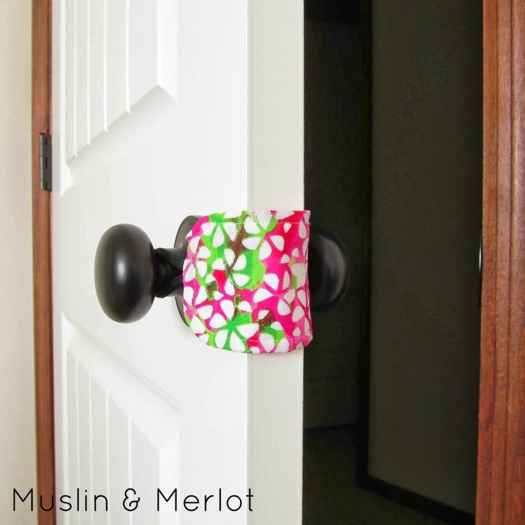 DIY Door Mufflers