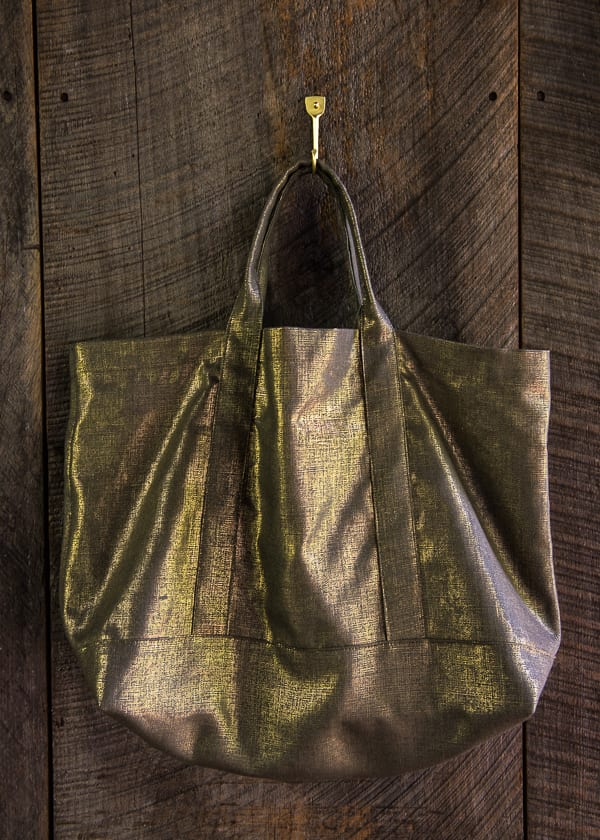 Hand Tote FREE Sewing Tutorial