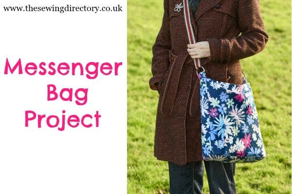 Messenger Bag FREE Sewing Tutorial