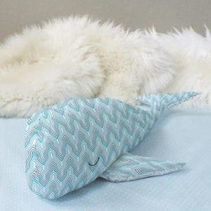 Whale Plush FREE Sewing Pattern